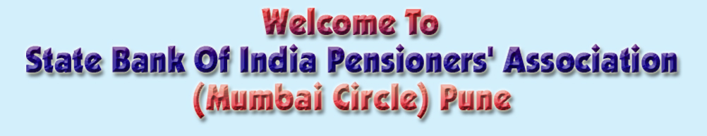 SBI Officers Association Mumbai Circle http://sbipensionerspune.org/